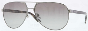 Versace VE2142 Gunmetal w/ Gray Gradient Lenses