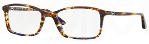 Versace VE3163 STRIPED BROWN/HONEY/BLUE
