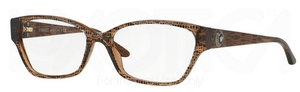 Versace VE3172 Lizard Brown