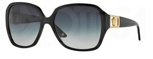 Versace VE4242B Black w/ Gray Gradient Lenses  GB1/8G
