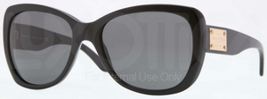 Versace VE4250A Black w/ Gray Lenses GB1/87