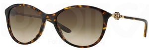 Versace VE4251 Havana w/ Brown Gradient Lenses