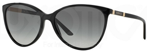 Versace VE4260 Black w/ Gray Gradient Lenses  GB1/11