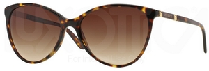 Versace VE4260 Havana w/ Brown Gradient Lenses  108/13