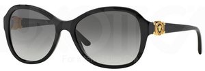 Versace VE4262 Black w/ Gray Gradient Lenses  GB1/11