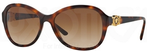 Versace VE4262 Havana w/ Brown Gradient Lenses  506113