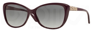 Versace VE4264B Eggplant w/ Grey Gradient Lenses