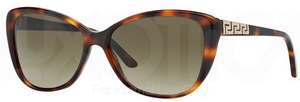 Versace VE4264B Havana w/ Brown Gradient Lenses