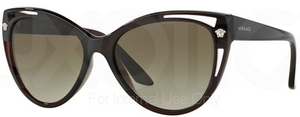 Versace VE4267 Brown w/ Brown Gradient Lenses  509313