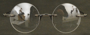 Chakra Eyewear Visualites 8 Round Eyeglasses