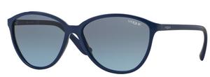 Vogue VO2940S Bluette with Blue Gradient Lenses