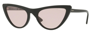 Vogue VO5211S Black / Pink Lenses
