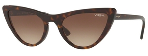 Vogue VO5211S Dark Havana / Brown Gradient Lenses