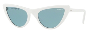Vogue VO5211S White / Blue Lenses