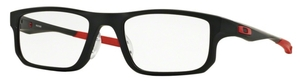 Oakley Voltage (Asian Fit) OX8066 Satin Black/Red