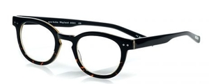 Eyebobs Waylaid Black Demi Tortoise Front with Black Temples