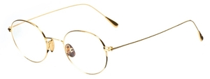 Dolomiti Eyewear ZNK1103 Yellow Gold 24 Carat