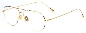 Dolomiti Eyewear ZNK1104 Yellow Gold 24 Carat