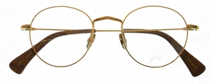 Dolomiti Eyewear ZNK1118 24Kt Gold Men