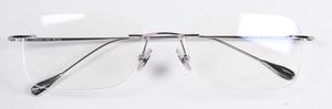 Dolomiti Eyewear ZNK3300 24 Carat White Gold