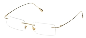 Dolomiti Eyewear ZNK3300 24 Carat Yellow Gold