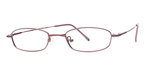 Royce International Eyewear N-25 Maroon