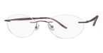 Totally Rimless TR 141 Pink