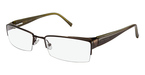 Ted Baker B160 BROWN W/LIGHT BROWN TRIM