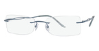 Totally Rimless TR 137 Aquamarine