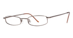 Modern Optical Prize Brown