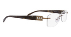 Totally Rimless TR 158 Brown