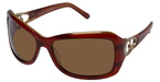 Baby Phat 2055 Dark Red