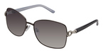 Ted Baker B487 Lesley GUNMETAL W/FLASH COATING