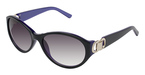 Ted Baker B489 Ford BLACK AND PURPLE
