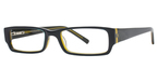 A&A Optical PYT Black/ Blue