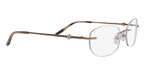 Totally Rimless TR 164 Gold