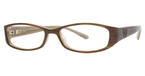 Continental Optical Imports Fregossi 382 Brown