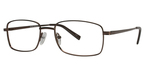 Continental Optical Imports Exclusive 165 Brown