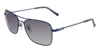 Lacoste L103S SHINY BLUE 424