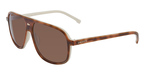 Lacoste L604S LIGHT HAVANA/CREAM