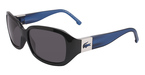 Lacoste L505S BLACK AND BLUE