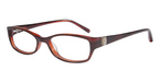 Jones New York Petite J214 Burgundy