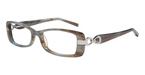Jones New York J738 Aqua/Brown