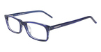 Lacoste L2602 (424) Striped Blue