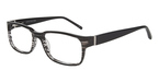 Jones New York Men J514 Black Stripe