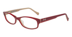 Lucky Brand Poet Red
