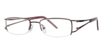 Royce International Eyewear TOC-10 Dark Burgundy