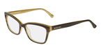 Michael Kors MK257 Olive Horn / Yellow