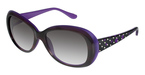 Lulu Guinness L535 Purple