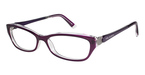Ted Baker B858 PURPLE/CLEAR